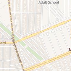 Directions for Blue Dragon Martial Arts in Burbank, CA 4130 W Burbank Blvd