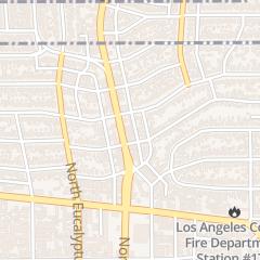 Directions for Kajukenbo Self Defense Institute of So Calif in Inglewood, CA 1212 N LA Brea Ave