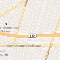 Directions for Marcia's Child Development Center in Los Angeles, CA 2437 S Burnside Ave