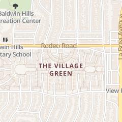Directions for Bernhard Y M PhD in Los Angeles, CA 5285 Village Grn