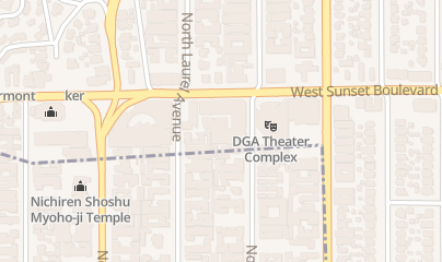 Directions for Rock House Sliders in Los Angeles, CA 7950 W Sunset Boulevard, Suite 103