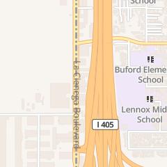 Directions for Ehrlich in Inglewood, CA 10936 S LA Cienega Blvd
