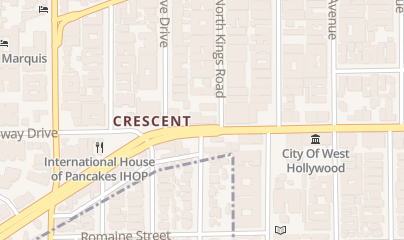 Directions for The Comedy Store in West Hollywood, CA 8401 Santa Monica Blvd