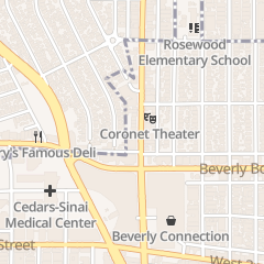 Directions for Cocktail Wax in West Hollywood, CA 333 N LA Cienega Blvd