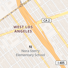Directions for Westwood Security in Los Angeles, CA