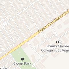 Directions for Gail Sakamoto Dds in Santa Monica, CA 3019 Ocean Park Blvd