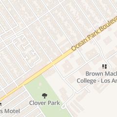 Directions for The Massage Place - Santa Monica in Santa Monica, CA 2901 Ocean Park Blvd Ste 119