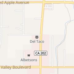 Directions for Del Taco in Tehachapi, CA 645 Tucker Rd