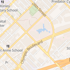 Directions for I Solutions in Santa Monica, CA 1601 Cloverfield Blvd