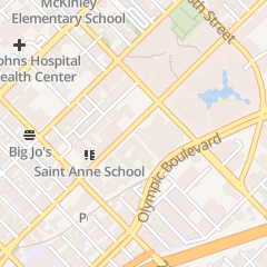 Directions for Dr. Stephanie Yeung Dds in Santa Monica, CA 2200 Colorado Ave Ste H