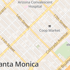 Directions for Santa Monica Housing Investors in Santa Monica, CA 1458 14th St