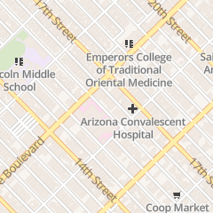 Directions for Handelsman in Santa Monica, CA 1245 16th St Ste 206