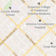Directions for Santa Monica Dentist DR. Moeiz Koshki in Santa Monica, CA 1260 15Th St Ste 805