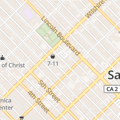 Directions for Noushin Morshed Dds in Santa Monica, CA 1244 7th St