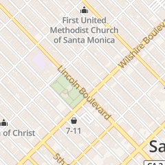 Directions for New Age Bible & Philosophy Center in Santa Monica, CA 1139 Lincoln Blvd