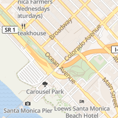 Directions for Roshen Ganesh Dr in Santa Monica, CA 1551 Ocean Ave Ste 260