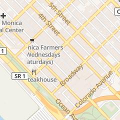 Directions for Momentfeed in Santa Monica, ca 1427 3rd Street Promenade Ste 201