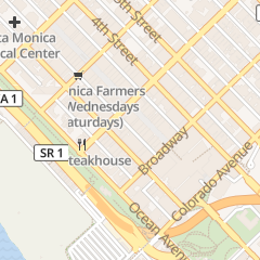 Directions for Vip Appliance Service in Santa Monica, CA 550 S Robertson