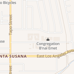 Directions for Vision Landscaping in Simi Valley, ca 4545 Industrial St
