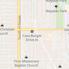 Directions for German Dreams in Bakersfield, CA 1707 S Chester Ave