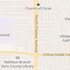 Directions for Oildale Nails in Bakersfield, CA 2509 N Chester Ave