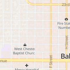 Directions for LA DOLCE VITA in BAKERSFIELD, CA 2100 19TH ST STE B