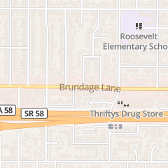 Directions for Manila Theraputic Massage and Body Work in Bakersfield, CA 2592 Brundage Ln