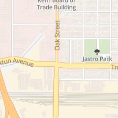 Directions for Hair Associates in Bakersfield, CA 1720 Oak St Ste B