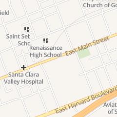 Directions for Techzilla in Santa Paula, CA