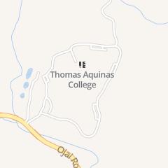 Directions for Thomas Aquinas College in Santa Paula, CA 10000 Ojai Rd
