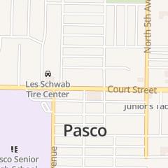 Directions for Tropico Island Restaurant in Pasco, WA 923 W Court St