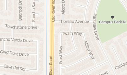 Directions for Bakersfield Limousine in Bakersfield, CA 9609 Twain Way