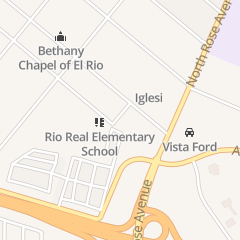 Directions for Rio School District in Oxnard, CA 1140 Kenny St