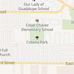 Directions for Child Development Centers - Green Valley Preschool in Oxnard, CA 170 N Juanita Ave