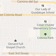 Directions for Oxnard School District in Oxnard, CA 804 Cooper Rd