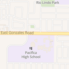 Directions for Pacifica High School - Oxnard Union High in Oxnard, CA 600 E Gonzales Rd