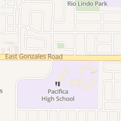 Directions for Oxnard Union High School District in Oxnard, CA 600 E Gonzales Rd