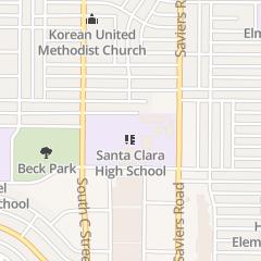 Directions for Santa Clara High School in Oxnard, CA 2121 Saviers Rd