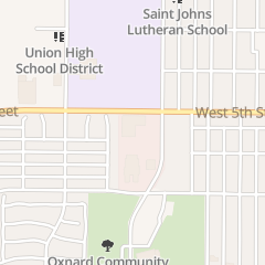 Directions for Calvary Christian School in Oxnard, CA 936 W 5th St