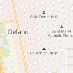 Directions for LBC Mundial in Delano, CA 925 Jefferson St