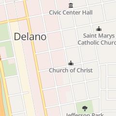 Directions for Vallarta Supermarkets in Delano, CA 820 Main St