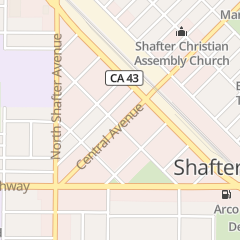 Directions for Burger Factory in Shafter, CA 313 Central Ave