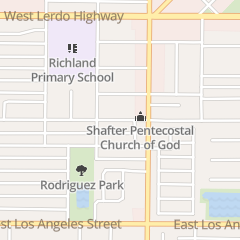 Directions for Amanda's Office Services in Shafter, CA