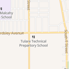 Directions for Soap Opera Laundromat in Tulare, CA 557 W Bardsley Ave
