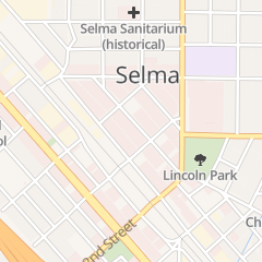 Directions for Rps Real Estate in Selma, CA 2027 High St
