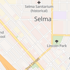 Directions for CHO'S KITCHEN in Selma, CA 2030 E Front St