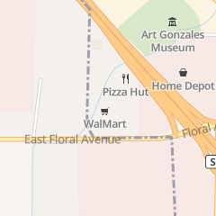 Directions for Walmart Pharmacy in Selma, CA 3400 Floral Ave