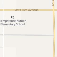 Directions for Bear's Plumbing in Fresno, CA 6714 E Harvey Ave