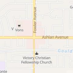 Directions for Douggy Fresh Pizza in Clovis, CA 1835 Ashlan Ave Ste 102