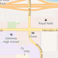 Directions for Crown Cleaners in Clovis, CA 1785 Herndon Ave Ste 108
